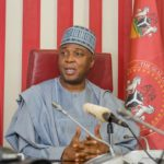 2019: Saraki talks tough on replacing Buhari as president