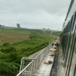 Pandemonium as Abuja-Kaduna train crushes 52 cows [PHOTOS]