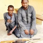 """Police arrested us because Allah destined it"" — Robbery suspects"