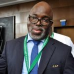 NFF: How FIFA president, Infantino reacted to Pinnick's re-election