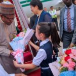 Presidency lists what Buhari achieved from China trip
