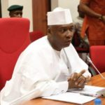 """I cannot be impeached, I will never step down as Senate President"" – Bukola Saraki says"