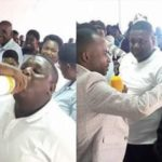 """They were drinking the blood of Jesus"" – Pastor who gave members JIK bleach to drink defends his action (PHOTOS)"