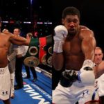 Joshua Knocks Out Povetkin To Retain World Heavyweight Titles (PHOTOS)