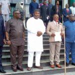 Enugu Airport: South-East Governors knock FG