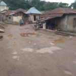 Lokoja residents groan as contractors abandon road project weeks after Kogi bye-election [PHOTOS]