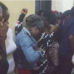 41 Nigerian prostitutes arrested in Ghana (Video)