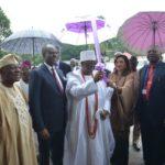 University of Ibadan Names Conference Centre after Otunba Subomi Balogun (PHOTOS)