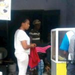 Thieves break into canteen to steal pots of soup in Lagos