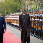 Buhari's Official Visit To China, Already Yielding Result To Nigerians Says APC UK