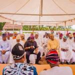 2019: Details of Ajimobi's meeting with APC gubernatorial aspirants emerge [PHOTOS]