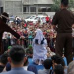 2 women publicly flogged for lesbianism in Malaysia