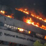 Fire guts National Museum