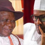 Edwin Clark writes Buhari, reveals those behind raid on his Abuja home