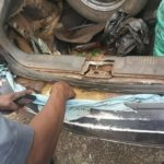 See How Smugglers Concealed Contraband In A Vehicle To Evade Customs (Photos)