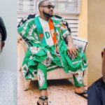 Davido finally reacts after INEC declared APC's Gboyega Oyetola winner of Osun governorship election