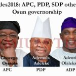 #OsunDecides2018: INEC formally announces results — LIVE-UPDATES