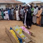 Man Loses His 3 Children After Building Collapsed On Them In Kaduna (Photos)