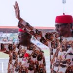 Buhari Is My Boss Aside My Wife – PDP Governor, David Umahi