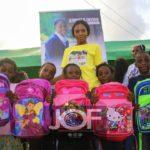 Jennifer Okorie Foundation Awards Scholarships To 5 Pupils In Lagos (Photos)