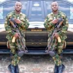 Gallant soldier who just returned from fighting Boko Haram killed in Abia Pipeline explosion (PHOTOS)