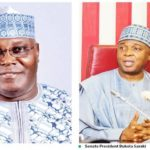 2019: How Saraki reacted to Atiku's emergence as PDP presidential candidate