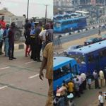 BRT vehicle crushes power bike rider to death in Lagos