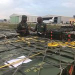 Nigerian Army receives large consignment of ammunition [PHOTOS]