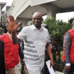 Fayose regains freedom from EFCC custody