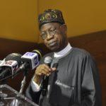 Biafra: Lai Mohammed speaks on issuing ultimatum to Israel over Nnamdi Kanu