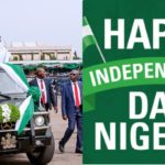 NigeriaAt58: Pictures From Nigeria's Independence Day Celebration