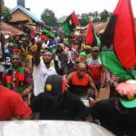 Nigeria@58: IPOB members allegedly attack Christ Embassy members hoisting flag in Asaba
