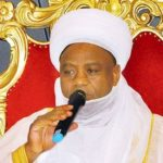 2019: Sultan of Sokoto cries out, says things not right in Nigeria