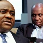 You cannot impose Governor in Rivers, this is not Lagos – Wike blasts Amaechi