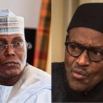 APC vs PDP: Your supporters dividing Nigeria – Atiku warns Buhari