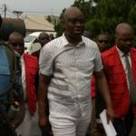 Court grants Fayose N50m bail (VIDEO)