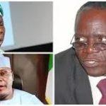 Atiku: Falana reacts to Obasanjo's endorsement