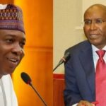 Pay Senator Omo-Agege his entitlement or go to jail – Judge warns Saraki