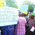 Ondo workers, pensioners protest non-payment of allowances