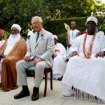 Photos: Prince Charles Meets Nigerian Monarchs In Nigeria