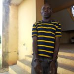 50-year-old father of three paraded for allegedly raping 20-year-old autistic girl in Ondo