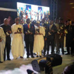 What Buhari said at Jonathan's book launch