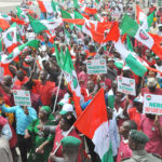 Minimum wage: NLC reacts to outcome of Buhari's meeting governors