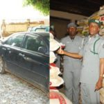Customs Intercepts 934 Bags Of Rice, Second Hand Cloths, Others (photos)