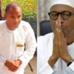 Nnamdi Kanu reveals why 'Buhari double' is still in Aso Rock, tells Nigerians what to do