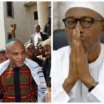 Nnamdi Kanu alleges Jubril Aminu was transformed to 'dead Buhari'