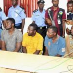 Offa robbery suspects appear in court, plead not guilty