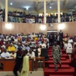 Impeached Ondo Speaker, Deputy, 7 others approve N14bn budget, dissolve house committees