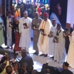 What Obasanjo, Gowon said at Goodluck Jonathan's book launch