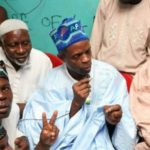 Yemi Osinbajo meets Hausa community leader in Lagos